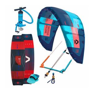 Accrokite Kitesurf Rental Full Gear
