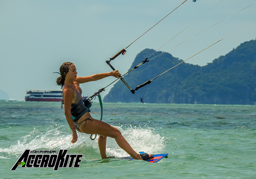Kitesurf Rental Equipment Ladies