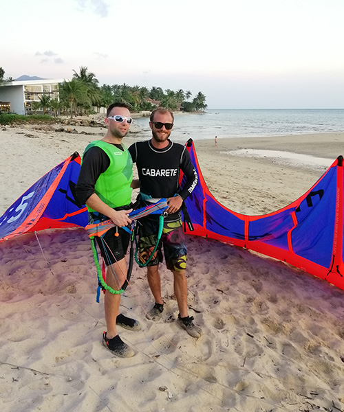 Kiteboarding Advanced Package
