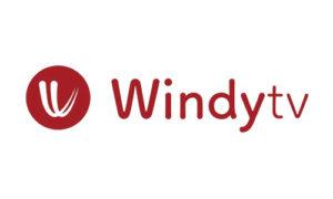 Kiteboarding windytv logo