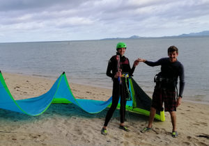 Kitesurf School Advanced Package