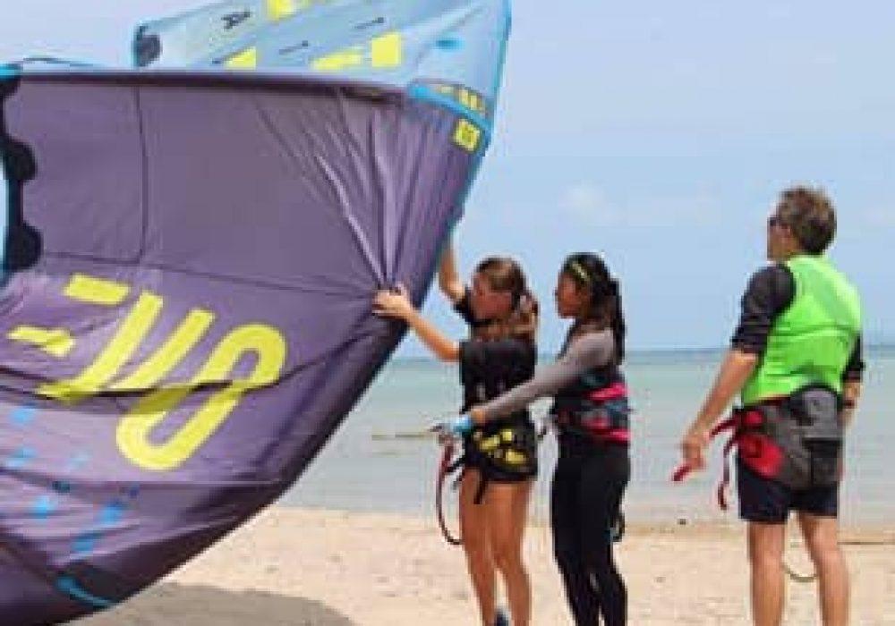 Kiteboarding koh phangan